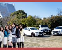 [PR]女子大生100人アンケート!SUVでデートってどう?