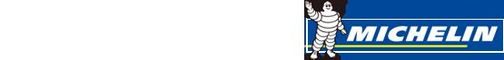 CarMe[カーミー]|CarMe[カーミー]|特別企画×MICHELIN ロゴ