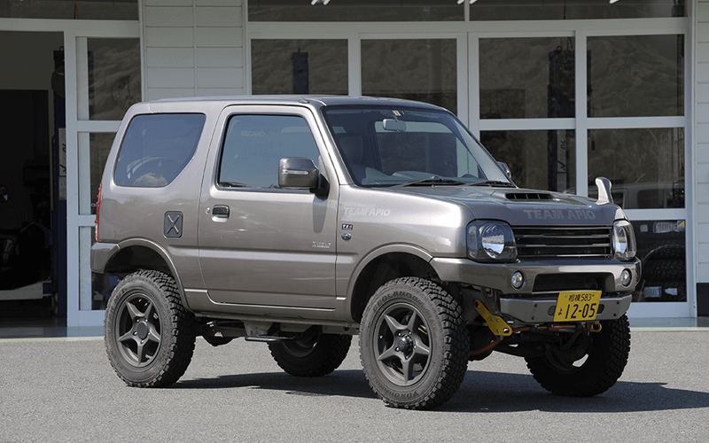CarMe × 特別企画 SUVカスタム 01