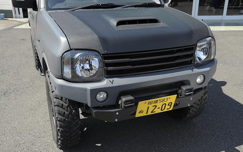 CarMe × 特別企画 SUVカスタム 10