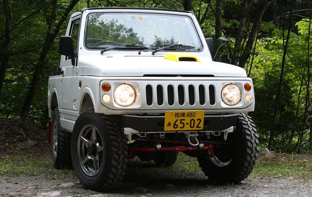 安全で楽しいクルマ製作というコンセプトでカスタムカーを製作した2 | CarMe × 特別企画 SUVカスタム