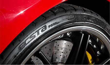 CarMe[カーミー]|クムホタイヤ/ECSTA PS91 Ferrari 458 Spider Img04