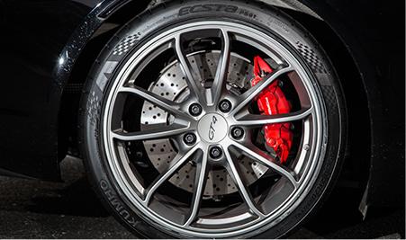 CarMe[カーミー]|クムホタイヤ/ECSTA PS91 Porsche Cayman GT4 Img03