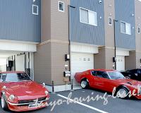 【PR】憧れのガレージライフ G-STYLE CLUBなら賃貸でガレージ付きアパートに住める!【PR】