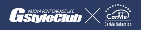 CarMe[カーミー]|太陽ハウジングリース/G-styleclub ロゴ