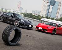 タイヤを変えた。走りが変わった。KUMHOタイヤが推奨するECSTA PS91[PR]