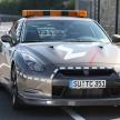 最高速310キロ!高速消防車「日産 GT-R」