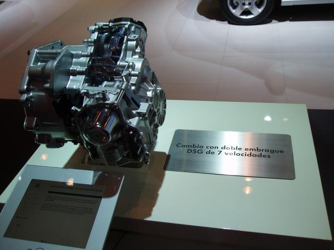 VW・乾式7速DSG