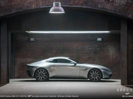 日本初公開!007シリーズ最新作のボンドカー…世界に10台の「DB10」の正体とは?