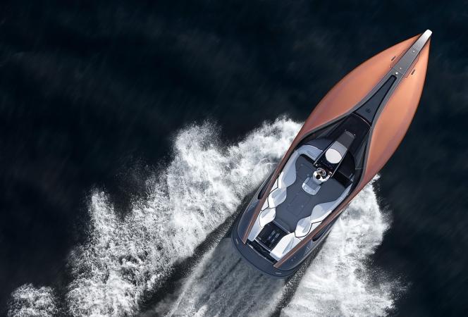 レクサス ボート
