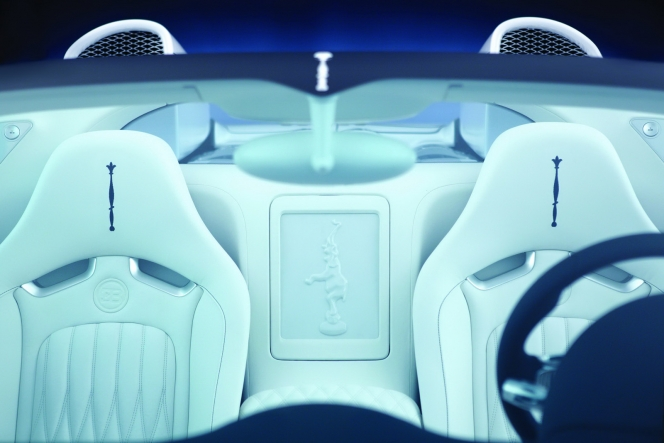 Bugatti 'L'Or Blanc'