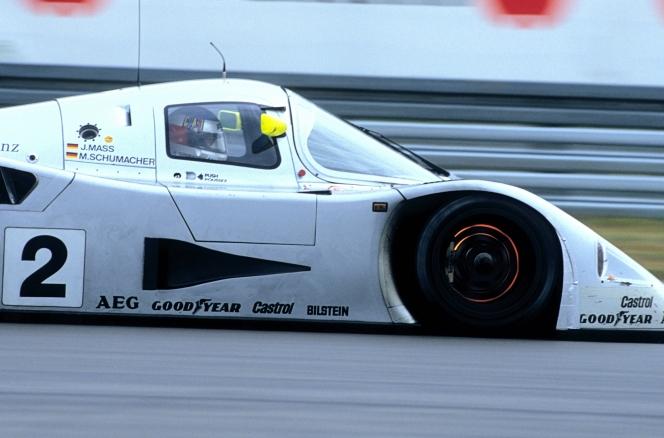 レーシングカー ブレーキ