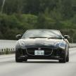 沖縄を紳士な気分でドライブするなら ジャガー F-TYPEのオープンカーをレンタルしてはいかが?