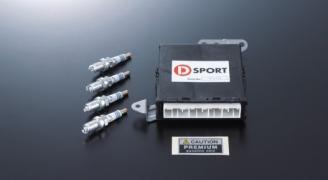 スポーツECU(D-SPORT L880K コペン用)