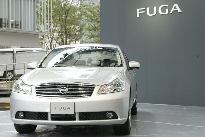 日産 フーガ Y50