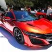 1,800万円の新型NSXのライバル車はGT-Rではなく、ランボやフェラーリ?!