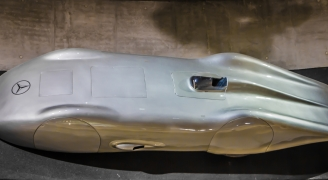 メルセデス・ベンツW125レコードワーゲン(速度記録車)