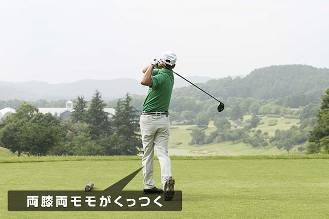 ゴルフ フットワーク