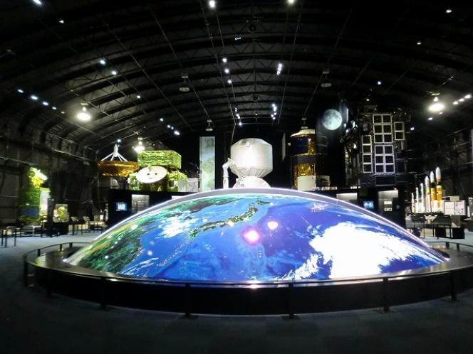 宇宙航空研究開発機構 筑波宇宙センター(JAXA)