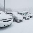 パーキングブレーキが凍る!? 寒冷地での駐車時に注意すべきこと