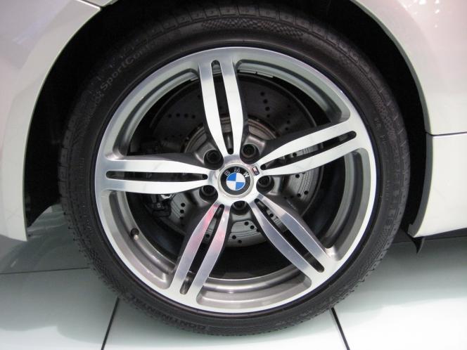 BMW E63 M6 Coupe ホイール