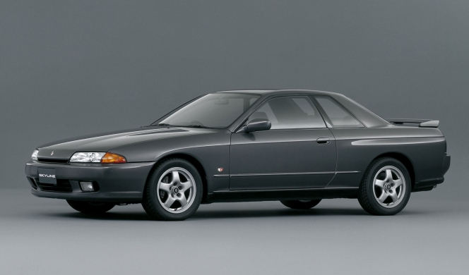 R32 Skyline 2-door Sports Coupe GTS-t Type M