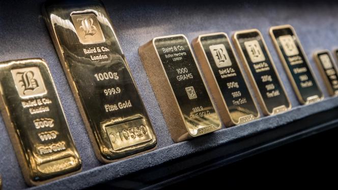Porsche Gold Rush