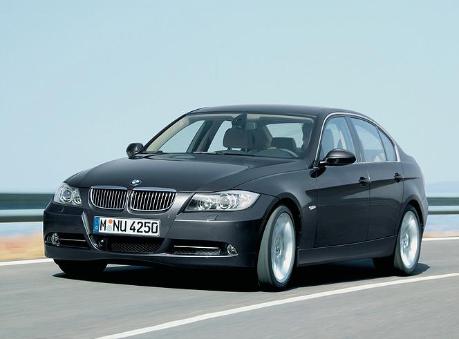 BMW 3シリーズ 2006