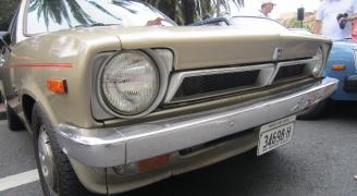 いすゞ・ジェミニ(初期型逆スラント)