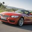 BMW Z4の走行スペックや燃費・中古価格|独立したオープンカーモデル