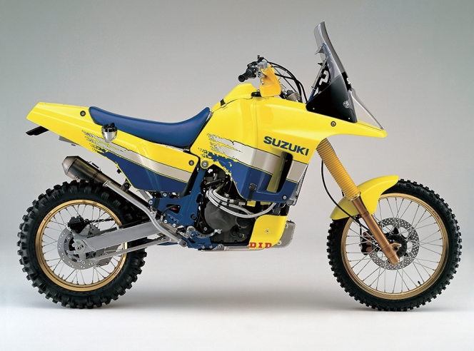アヘッド 1991 DR-Z