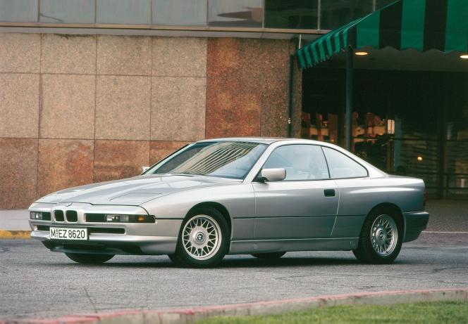 BMW 8シリーズ 初代