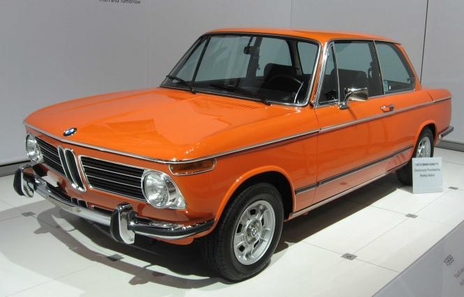 BMW・2002