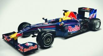レッドブル F1カー