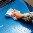 洗車はさっさと終わらせたい!