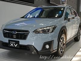 スバル新型XV 1.6と2.0の外装の3つの違いとは?【実車画像で徹底比較】