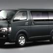 「タイエース」と呼ばれるハイエースはどんな車?日本での発売予定はないのか?
