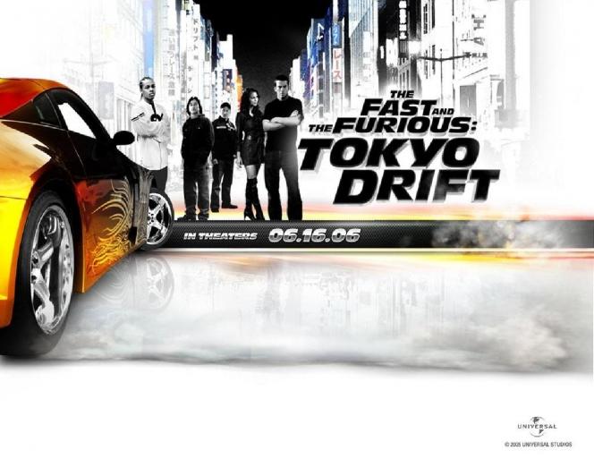 「ワイルドスピード3TOKYO DRIFT」