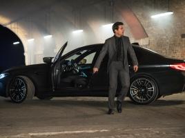 トム・クルーズ主演の新作映画『ミッション:インポッシブル/フォールアウト』に新型M5が登場!