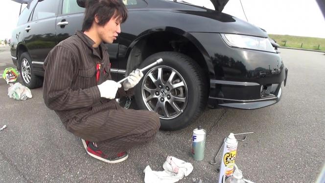 本田 オデッセイ RB2