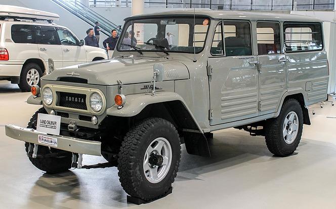 トヨタ ランドクルーザー 40シリーズ