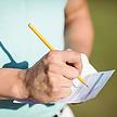 ゴルフのスコアカードの書き方~マイパー編~|100切りするためのスコアカードの有効的な活用方法