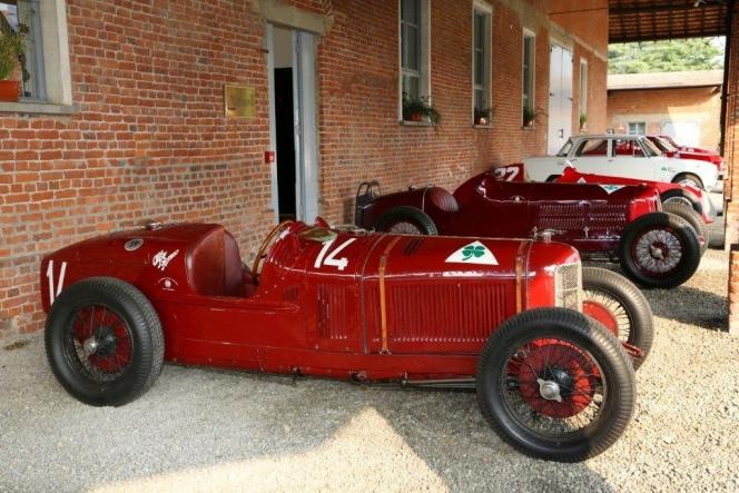 アルファロメオ P2 1925