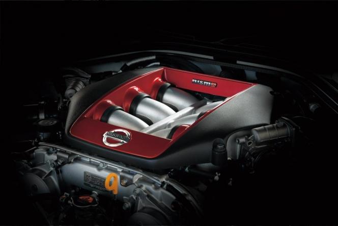 3.8リッターの排気量から550psを絞り出すGT-Rニスモのエンジン