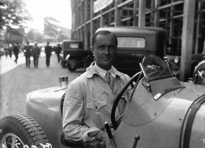 F1レーサー ルイ・シロン氏
