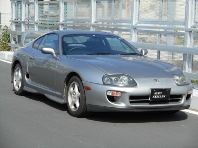 トヨタ スープラ 2000年