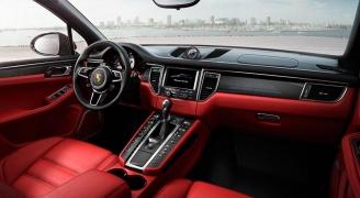 Porsche Macan インテリア