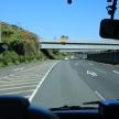 高速道路で、合流車線に車線変更は違反?