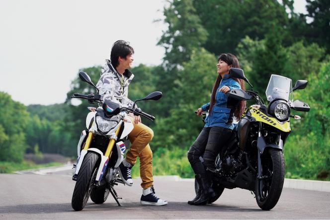 アヘッド バイク選び
