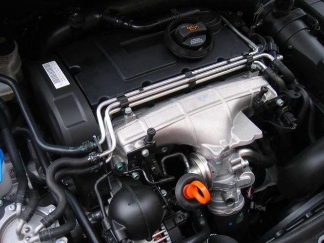 EGRエンジン